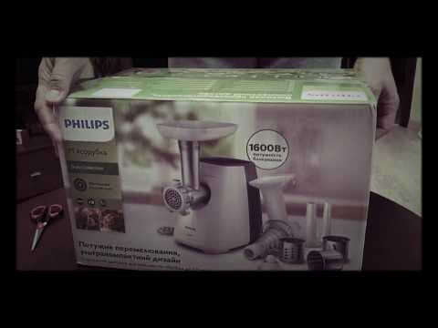 Мясорубка PHILIPS Daily Collection HR2714/30