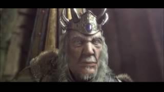 Warcraft 3: Reign of Chaos. Падение Лордерона. Вступительный ролик. Предупреждение.