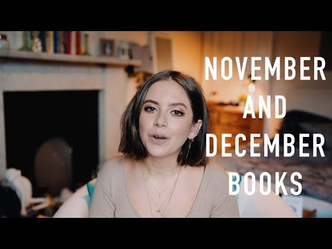 NOVEMBER AND DECEMBER BOOKS | sunbeamsjess