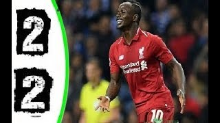 Liverpool Vs Chelsea 2-2  UEFA Super Cup 14/08/2019