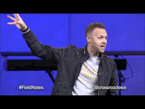 """What is the """"white-hot"""" why of your life?, Isaiah 61:1-4 - Pastor Mark Clark"""