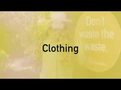 Sorting guide – Textiles (clothing) [AF Bostäder]
