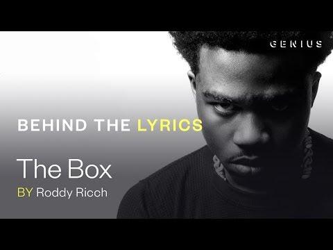 "Roddy Ricch ""The Box"" Lyric Video | Behind The Lyrics"