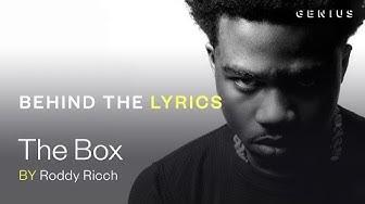 "Roddy Ricch ""The Box"" Lyric Video   Behind The Lyrics"