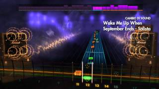 Rocksmith 2014 Custom: Green Day-Wake Me Up When September Ends