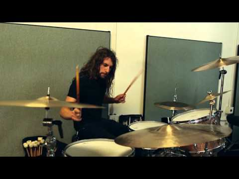 Pete Webber messing around at the California Sabian office