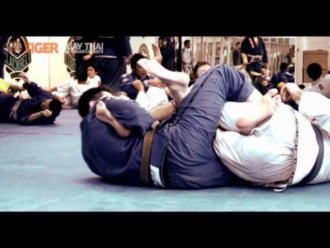 Southeast Asia Brazilian Jiu Jitsu Fight for Thailand Flood victims DVD Teaser