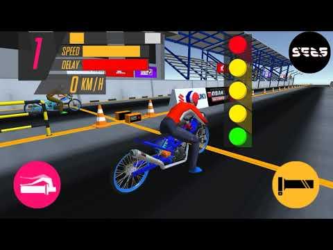 GAME DRAG RACE THAILAND, RINGAN 40MB| KEREN CUK...