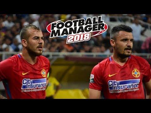 CARIERA CU FCSB / FOOTBALL MANAGER 2018 CU DEADLY