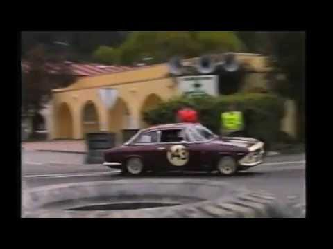 Classic Motor Racing Queenstown New Zealand Oct Through The