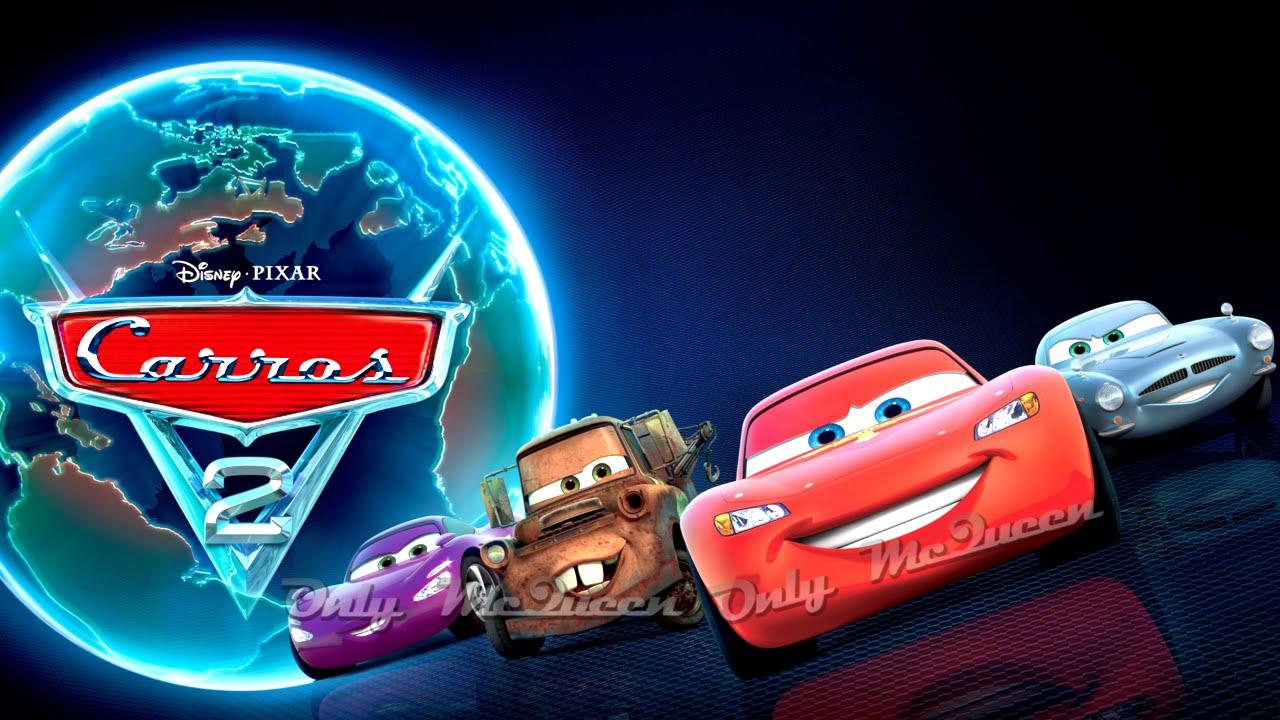 Carros 2 Relampago Mcqueen Jogo Completo Do Filme Em Portugues