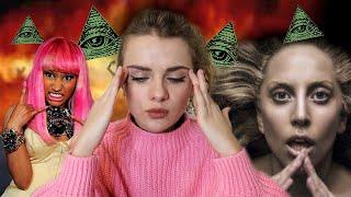 5 FAMOSOS QUE SON ILLUMINATI | Marina Yers