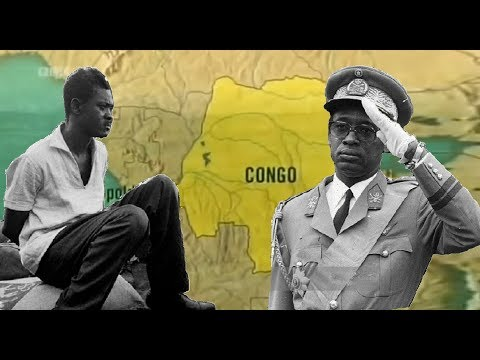 Congo Independence Crisis 1960 (Lumumba's Assassination)