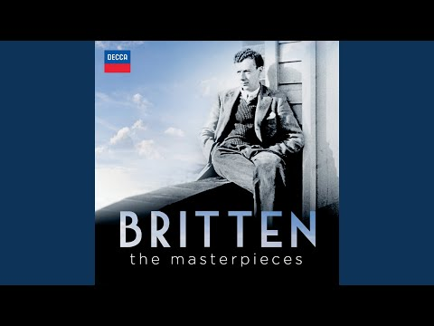 britten:-serenade-for-tenor,-horn-&-strings,-op.31---pastoral---the-day's-grown-old