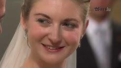 Wedding of Hereditary Grand Duchess Stephanie and Hereditary Grand Duke Guillaume of Luxembourg
