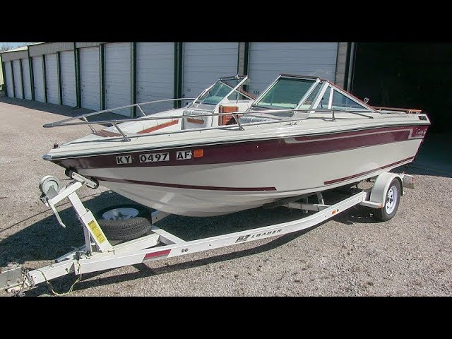 1987 Celebrity 190vbr Runabout Bowrider Ski Boat Walk Around Tutorial Video Sold Youtube