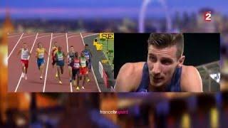 Mondiaux d'athlétisme : PAB :