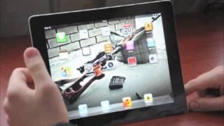 Русский обзор iPad 4