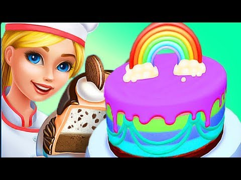 My Bakery Empire - Play Cooking & Learn How To Bake Delicious - Fun Cooking Games