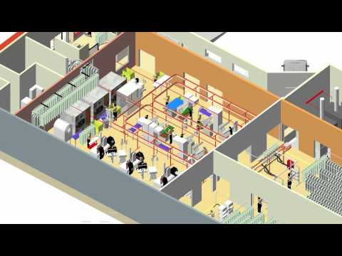 3d dry cleaning plant youtube. Black Bedroom Furniture Sets. Home Design Ideas