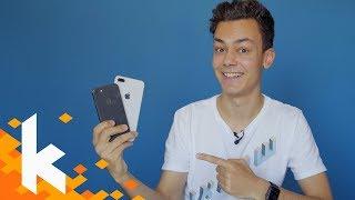 Großes iPhone 8 Unboxing - Das ist alles neu!