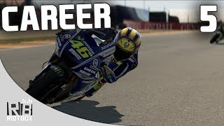 MotoGP 14 Career Mode Part 5 - Moto 2! (MotoGP 2014 Gameplay Walkthrough)
