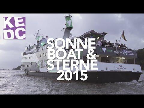 SONNE, BOAT & STERNE 2015 - MS CARLSBERG // KEDC