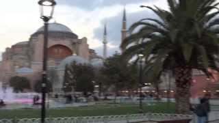 世界遺産イスタンブール歴史地域 イスタンブール トルコ、エジプト15日間大周遊