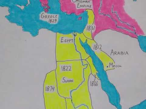 Europe's Middle East Colonies.mpeg