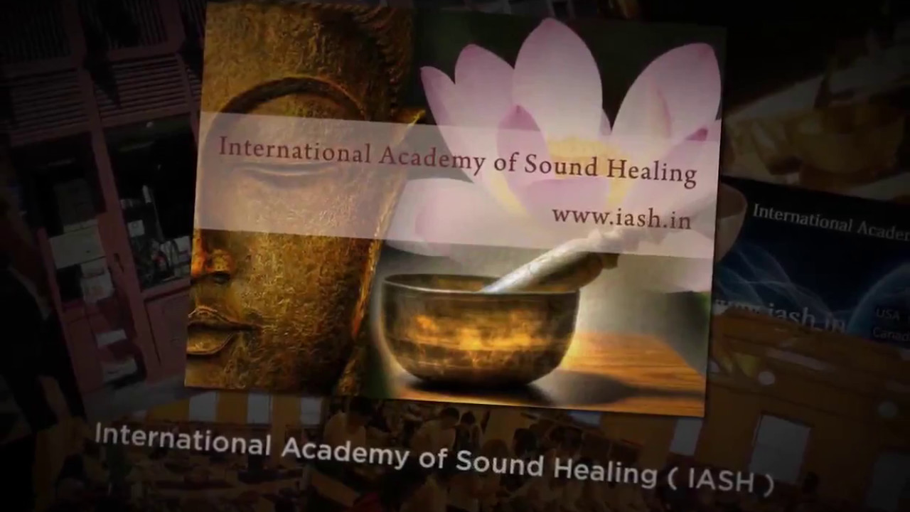 Iash Sound Healing Training Workshop With Certification New York