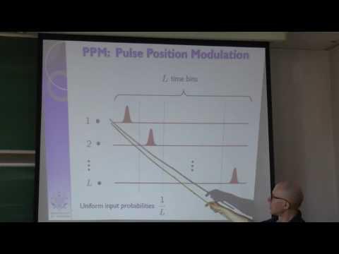 "prof. dr hab. Konrad Banaszek ""Optical communication in the low-power limit"""