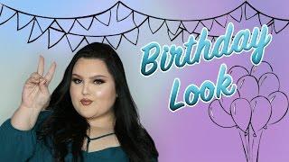 Bullshit Birthday Makeup Tutorial