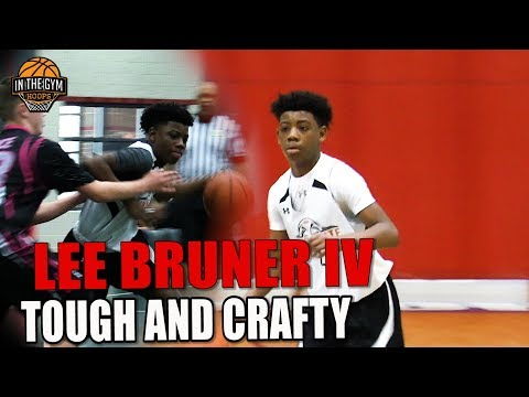 6th Grader Lee Bruner IV IS TOUGH AN CRAFTY