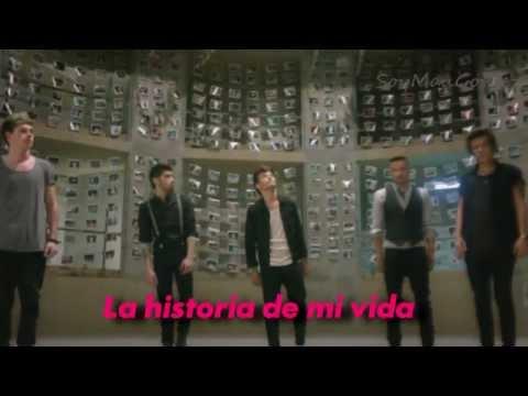 One Direction   Story Of My Life Subtitulado Al Español Official Video