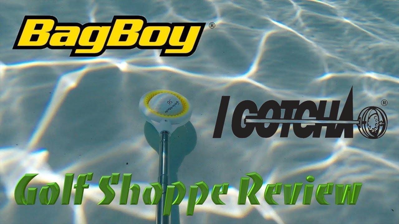 info for 49b72 0347a Golf Spotlight 2018 - Bag Boy I Gotcha JAWZ Review
