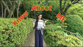 LivewithmeinJapan Intro Video| Some Facts About me and my Family| Channel Intro Video