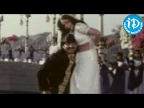 Gillikajjalu Movie Songs - Ningi Nela Ooyala Song - Srikanth - Meena - Raasi - Brahmanandam