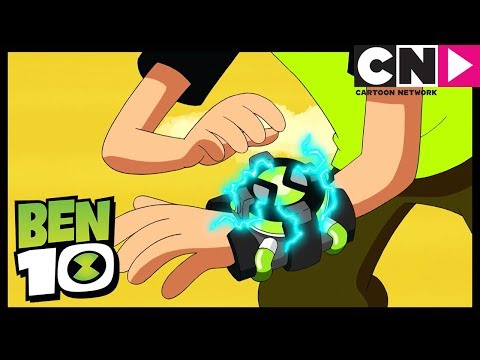 Бен 10 на русском | Одиннадцатый пришелец, часть 2 | Cartoon Network