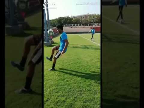 ചെറിയ ഫുട്ബോൾ സ്കില്ല് // Mohammed Rafi // Bengluru FC//KBFC// BLASTERS// FOOTBALL SKILLS// TRICKS /