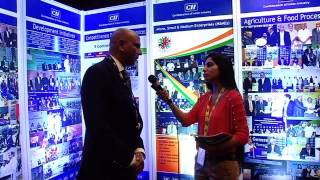 Capt  Sunil Saraf, Founder Partner, Nimai Management Consultants interviewed by Times of Africa