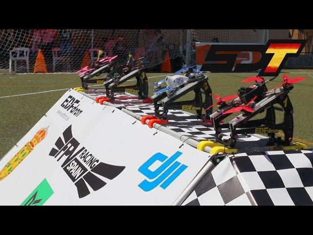 FPV Racing España 2017 - Spain Drone Team