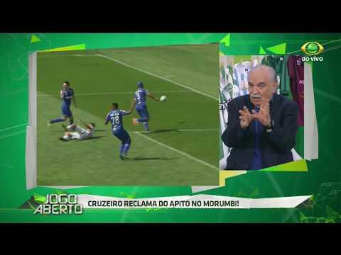 Paulo Martins Defende Pênalti Marcado Em Cima De Gilberto