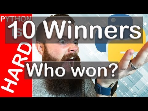 You CAN Learn Python - 10 WINNERS!! - CCNA | CCNP Network Engineer
