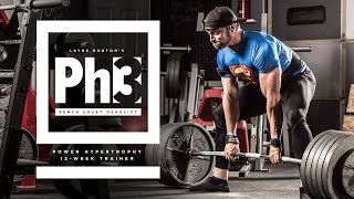 Ph3: Layne Norton
