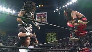 Rey Mysterio & Juventud Guerrero vs. Psychosis & La Parka: