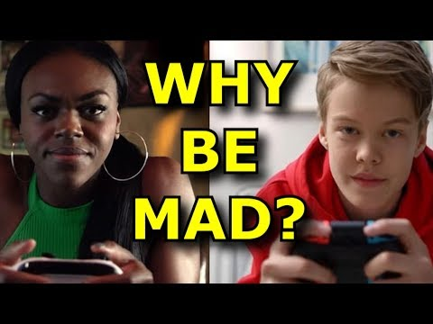 Why are people MAD about Xbox One and Nintendo Switch Cross-Play?! - PS4 Rant