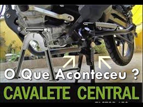 Cavalete  Central Factor ... 125i ed 2017  ...
