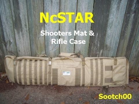 Ncstar Shooters Mat