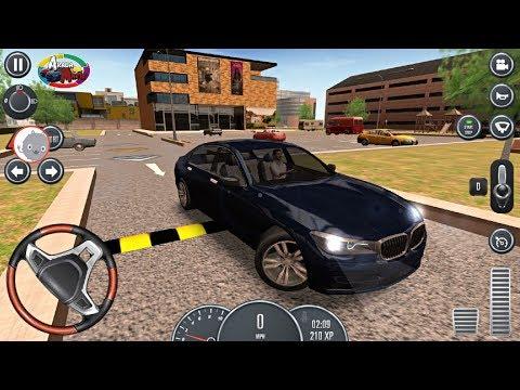 Driving School 2016 BMW - Android IOS gameplay || En iyi Android Araba Oyunları FHD