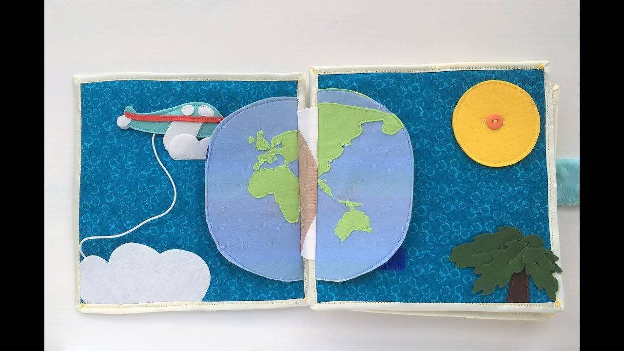 boys quiet book toddler activity book baby book busy book for toddler - Toddler Activity Book